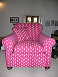 Large Armchair redone