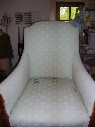 Tricias Armchair