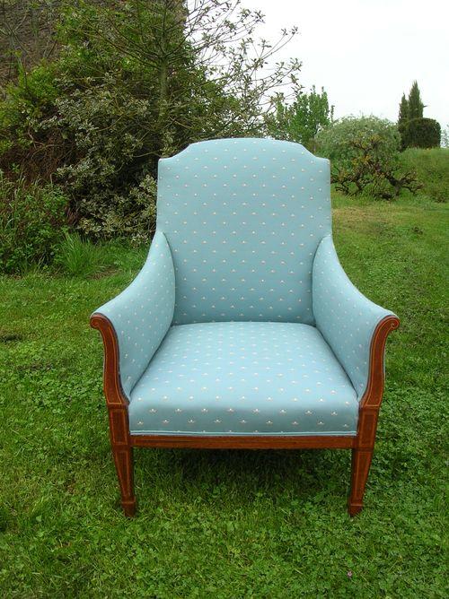 Woody's armchair